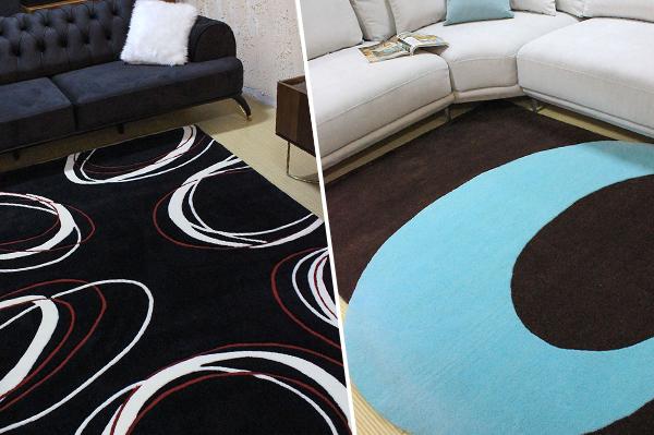 Как да изберем материя на килим