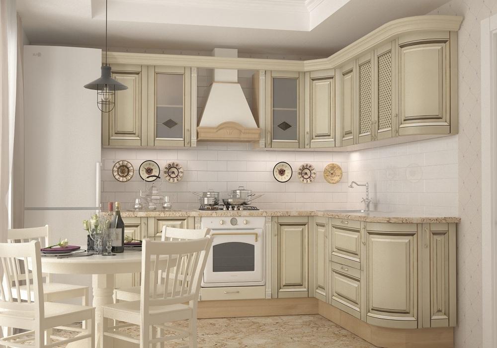 Модулна кухня Ванила | Мебели и Килими КАМКО