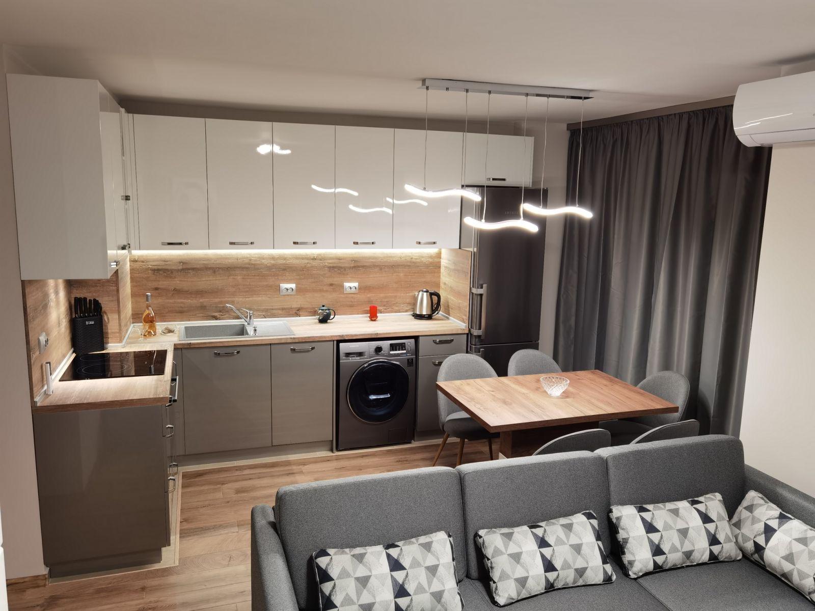 Кухня по проект - завършена