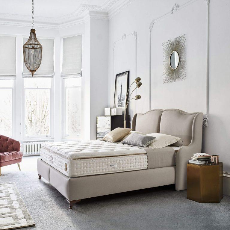 натурален цвят за спалня