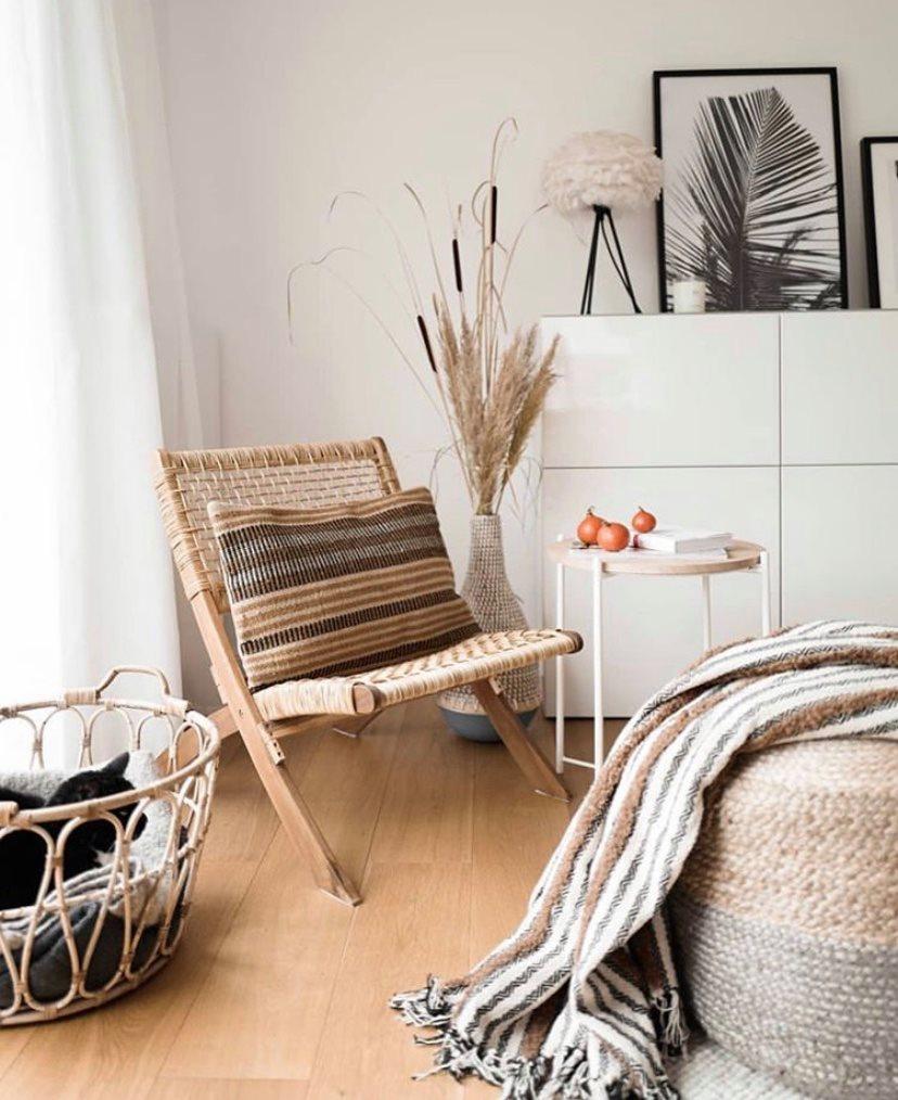 плетени мебели