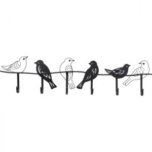 закачалка за дрехи Shadow Birds 85 KARE-84796