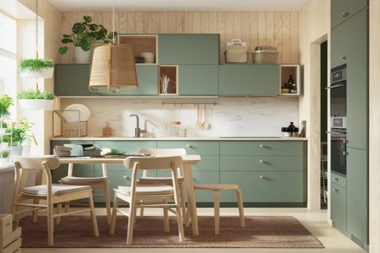 как да проектираме и обзаведем малка кухня