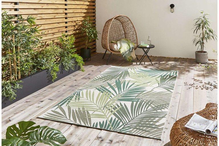 външните килими - отлично решение за дома